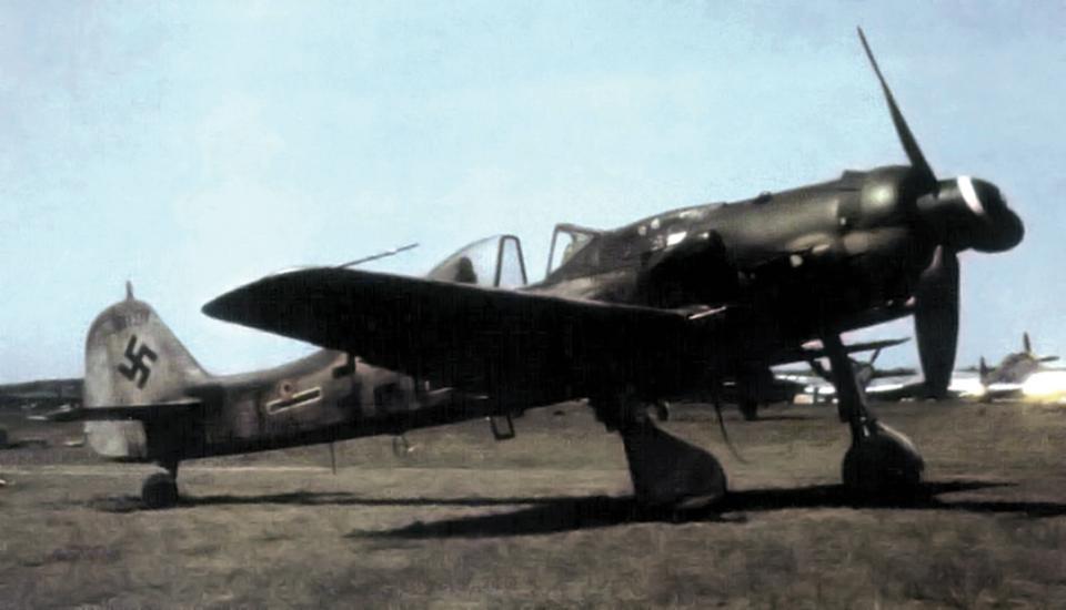 Focke-wulfy na straży ZSRR