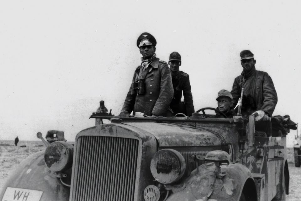 Rommel, idol bundeswehry