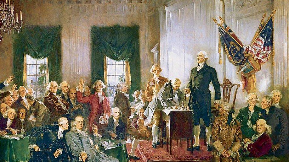 Amerykańskie dziedzictwo  ojców założycieli