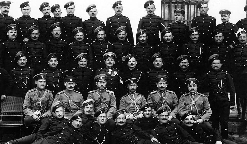 Polski gwardzista Mikołaja II