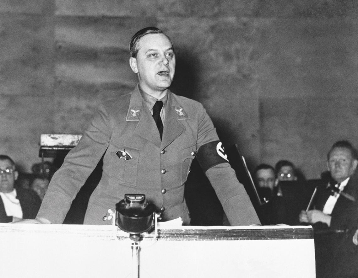 Główny ideolog Hitlera