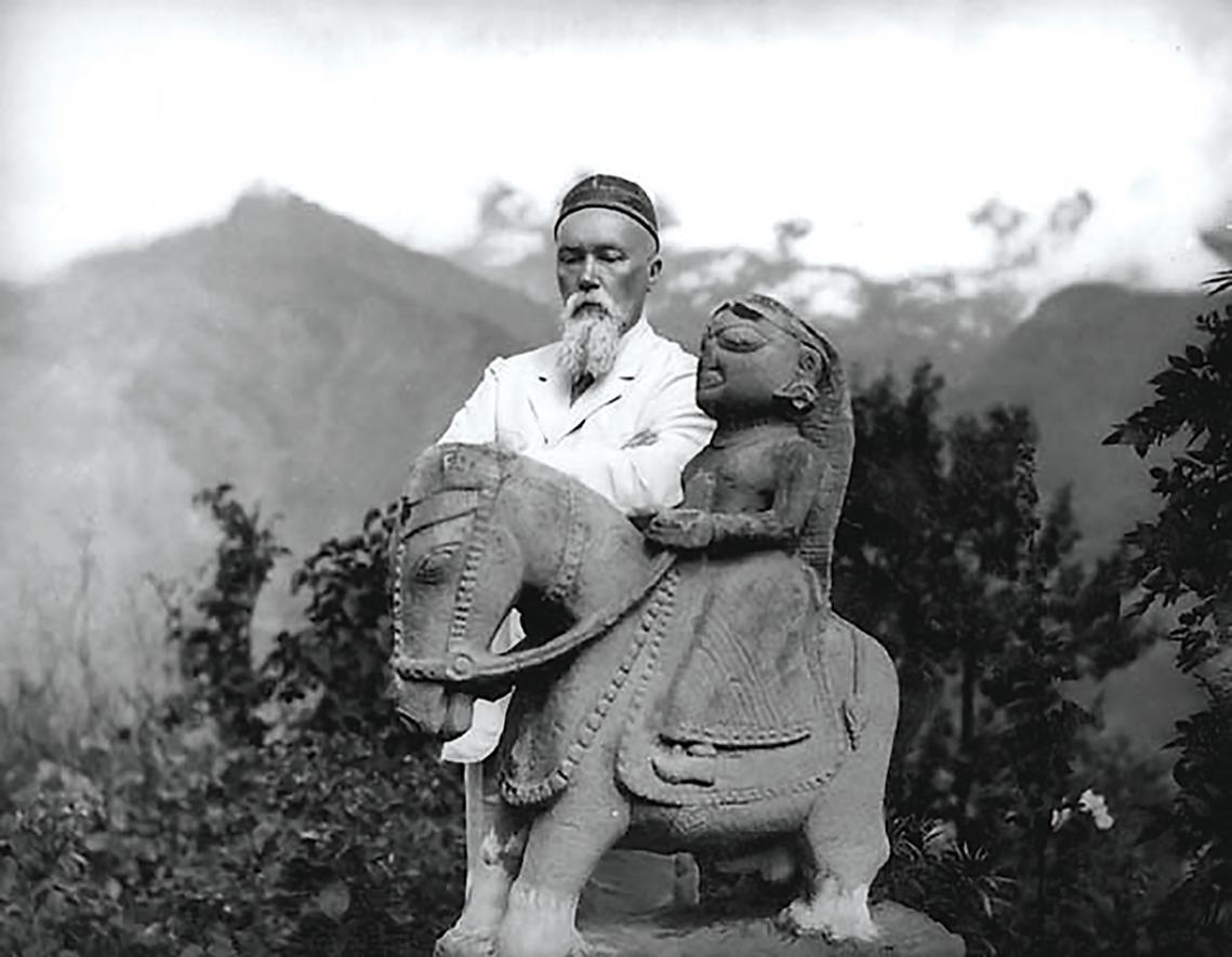 Śladami Nikołaja Roericha