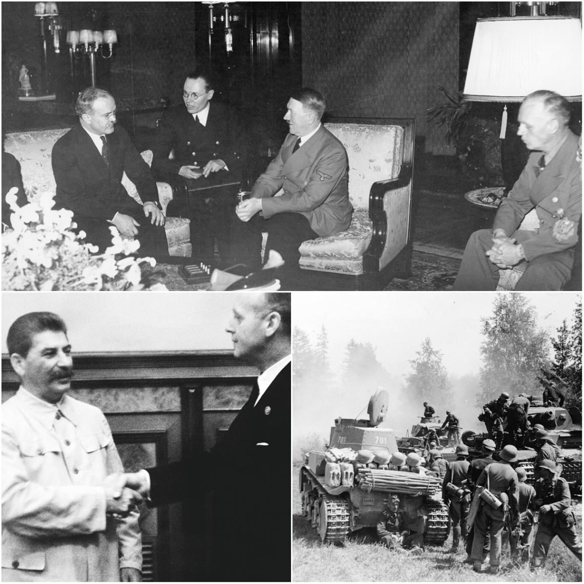 Hitler i Stalin: fatalne zauroczenie