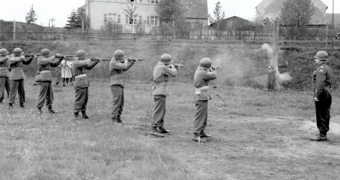 Jak rozliczwono nazizm