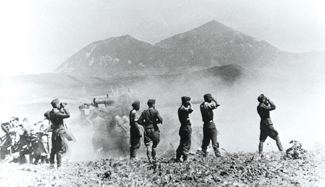 Nieznana bitwa  o Kaukaz