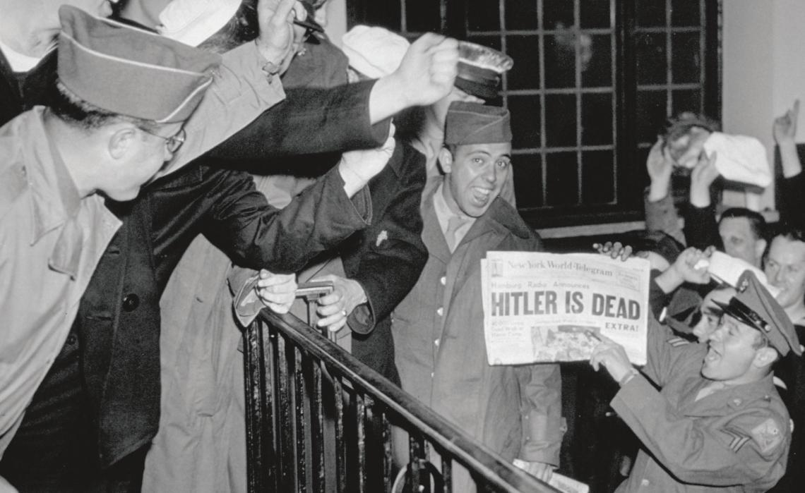 Kto naprawdę zginął  w berlińskim bunkrze?