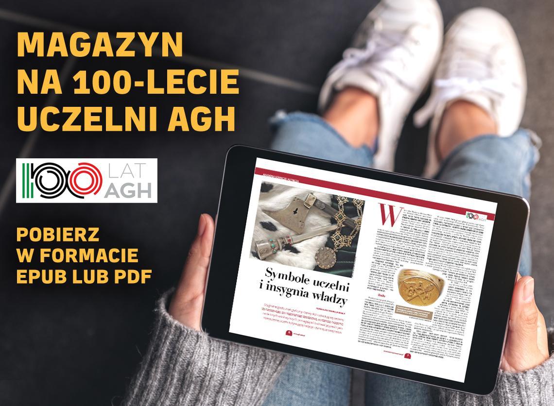 100-lecie uczelni AGH. Dodatek specjalny