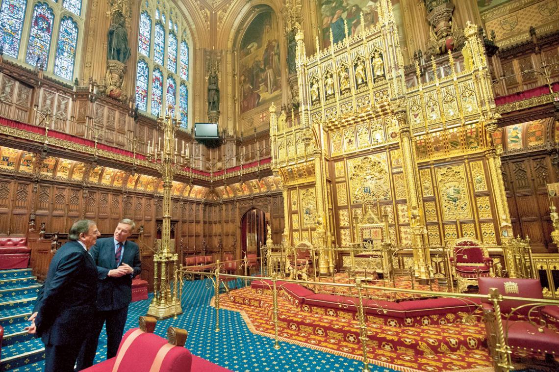 Od witenagemotu do Westminsteru
