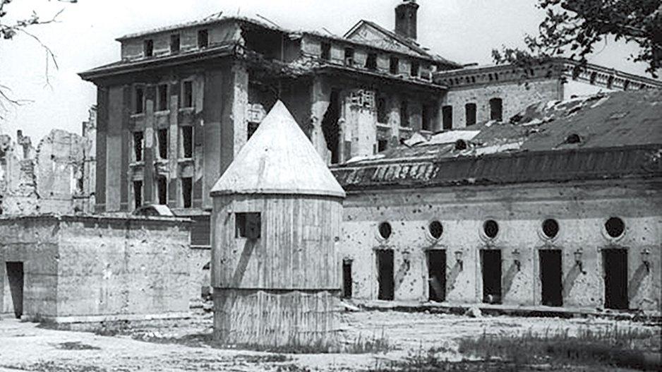 Tajemnica  berlińskiego bunkra