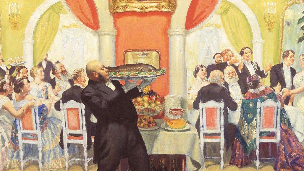 Tajemnice kremlowskiej kuchni