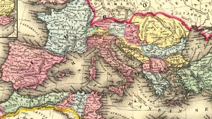 Dlaczego Rzymianie nie podbili ziem polskich