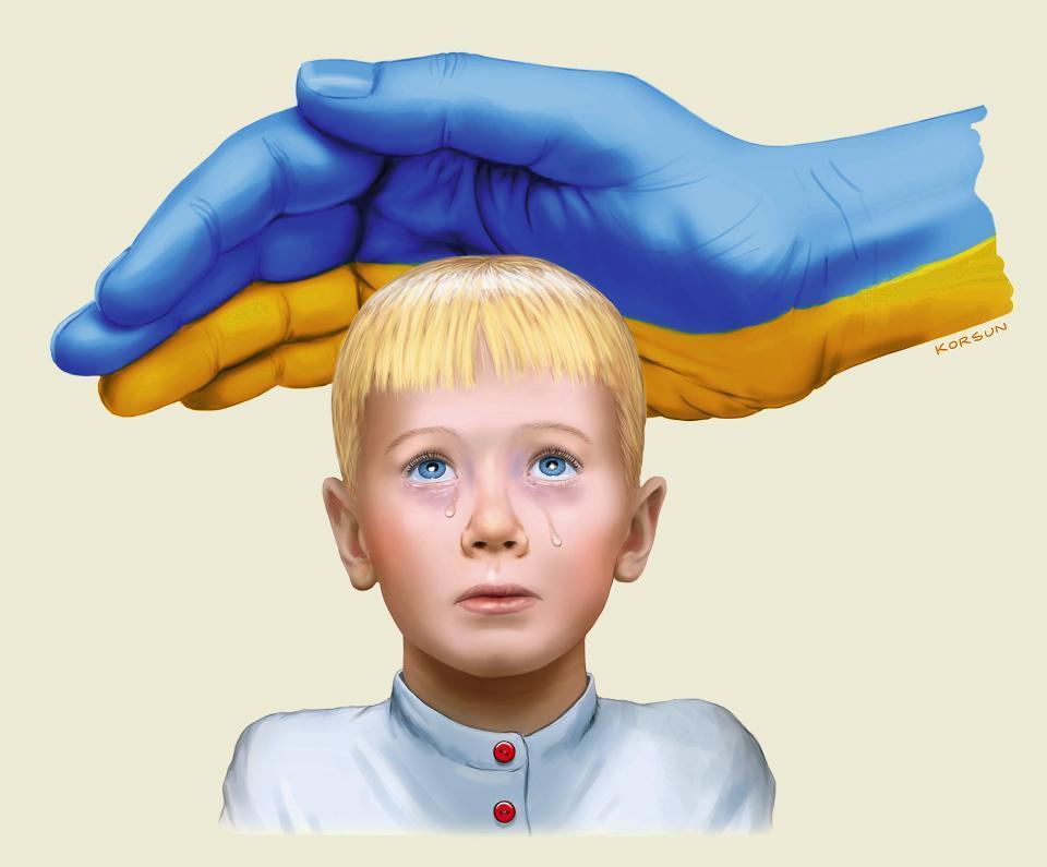 Ukrainiec Polakowi człowiekiem