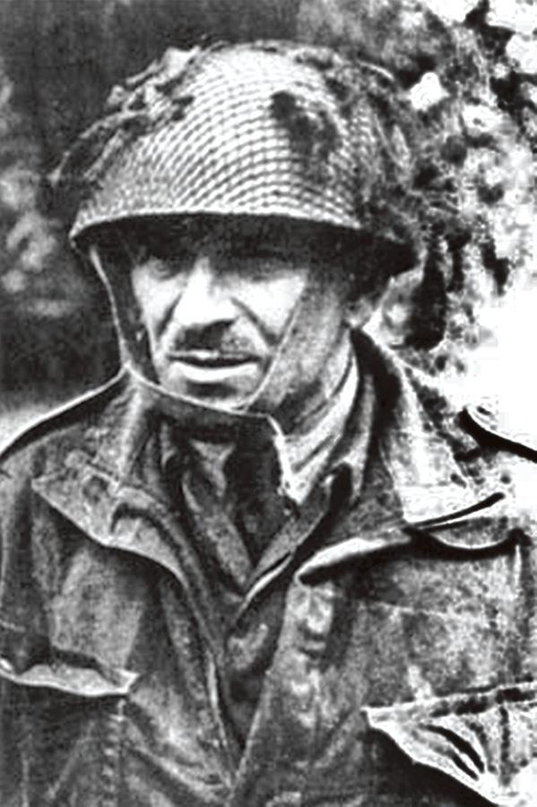 Krnąbrny generał