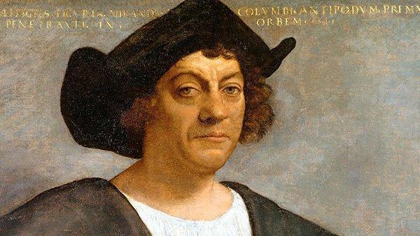 Wielka tajemnica Krzysztofa Kolumba