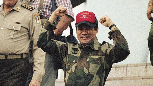 Narkodyktator Noriega