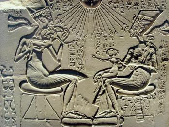 Mojżesz i Echnaton.  Największa tajemnica Biblii