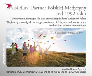 Astellas Partner Polskiej Medycyny od 1992 r.