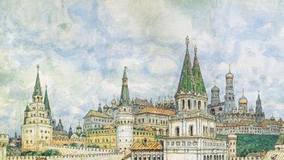 Lechici na Kremlu