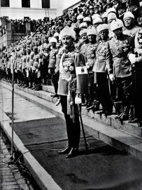 Mannerheim, bat na bolszewików