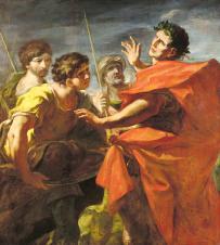 Cezar kontra Pompejusz Wielki