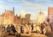 Gdańsk przeciw  królowi