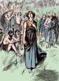 Kobieta, która rzuciła wyzwanie Rzymowi