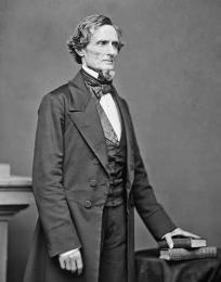 Jefferson  Davis – amerykański Edyp