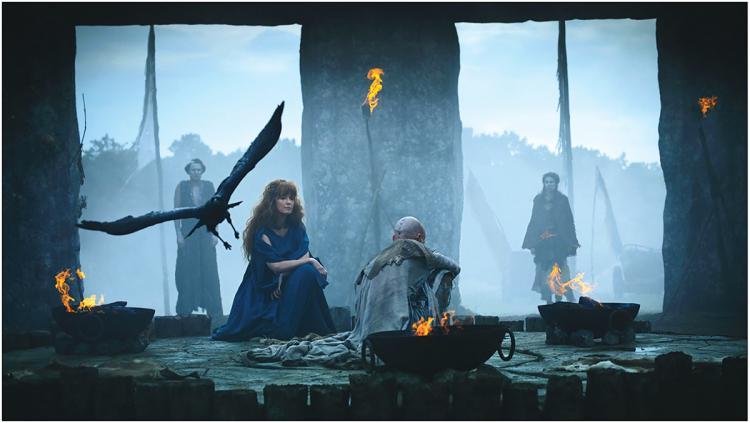 Mroczna magia Celtów
