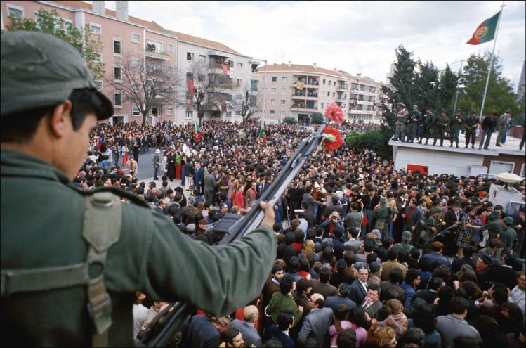 Portugalska walka  o demokrację