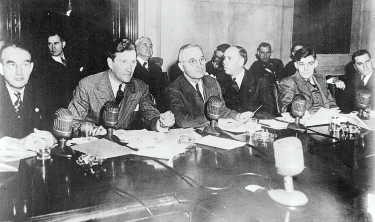 Amerykańscy prezydenci. Harry S. Truman, cz. II