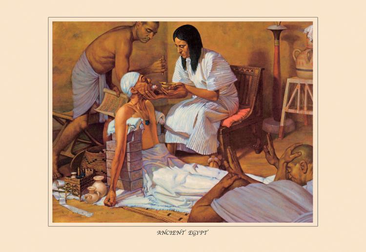 Blaski icienie medycyny antycznej