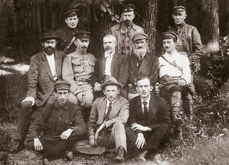 Komuniści ibolszewicy, cz. III