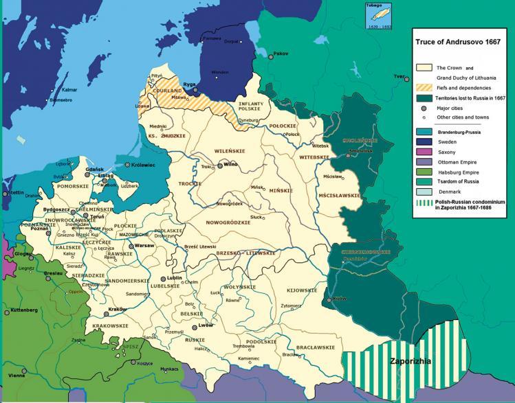 Utracone Zadnieprze