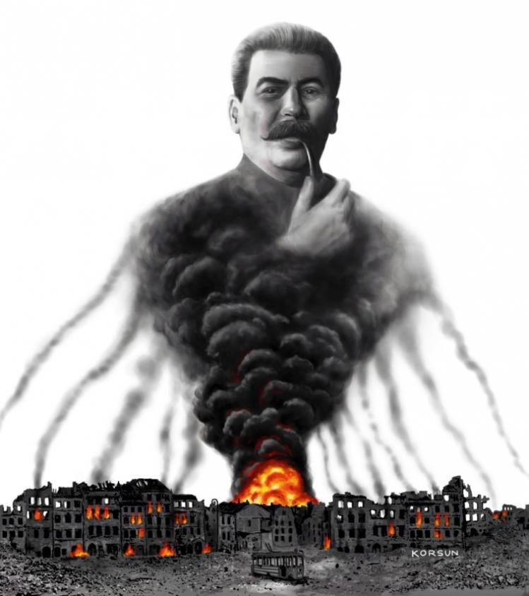 Stalin zniszczył AK rękami Hitlera