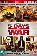 Pięć dni wojny i dwa zgrzyty