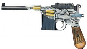 Mauser C/96 (1895)