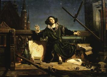 Jak odkryto grób Kopernika