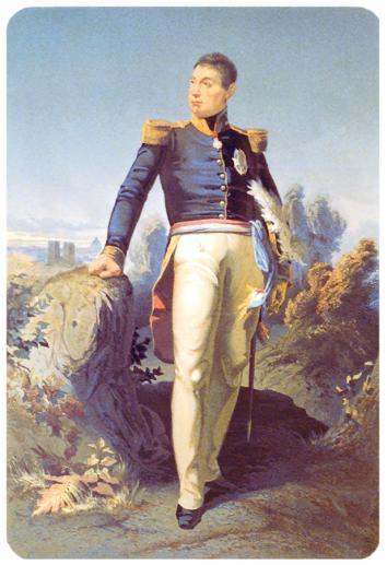 Lafayette - bohater dwóch światów