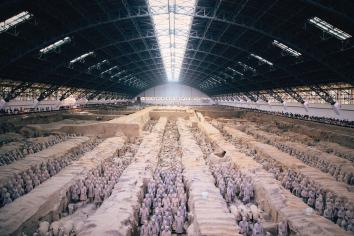 Przeklęty grobowiec pierwszego cesarza Chin