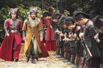Od Sulejmana Wspaniałego  po upadek imperium