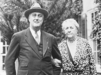 Amerykańscy prezydenci. Piętno rodziny:  Franklin Delano Roosevelt. Cz. II