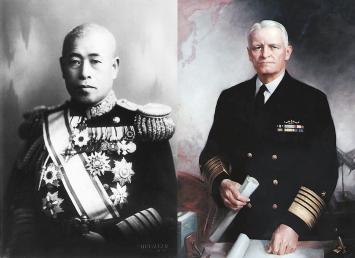 Wielcy rywale. Isoroku Yamamoto kontra Chester Nimitz