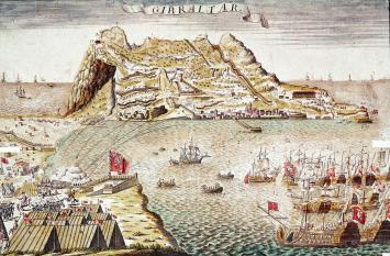 Sporny Gibraltar