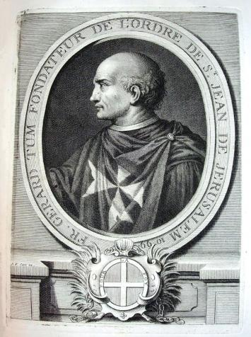 Geneza Zakonu  Maltańskiego