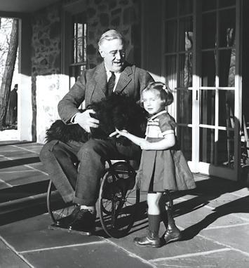 Amerykańscy prezydenci. Małżeństwo na pokaz:  Franklin Delano Roosevelt,  część III