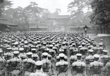 Shintō na wojnie