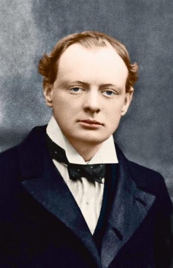 Winston Churchill. Pomnik ze skazą
