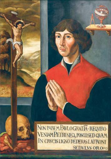 Kopernik w Krakowie  i… Chicago, cz. I