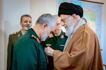 Strażnicy Rewolucji Islamskiej