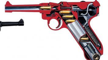 Pistole Parabellum (1908)